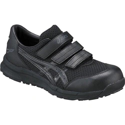 รองเท้าเซฟตี้ WINJOB CP202 Black x Black แบรนด์ ASICS