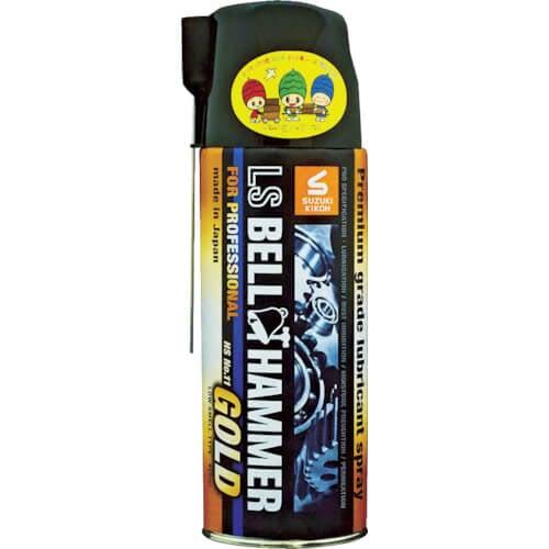 LS BELL HAMMER GOLD Spray