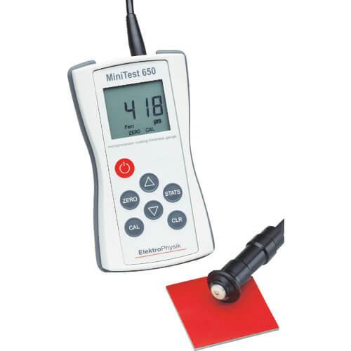 Coating Thickness Meter Mini Test 650 Series